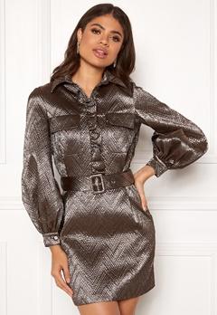 LARS WALLIN Workwear Dress Bronz Bubbleroom.fi