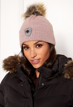 Canada Snow Laurie Beanie Pink Bubbleroom.fi