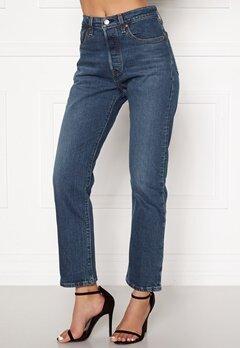 LEVI'S 501 Crop Jeans 0094 Charleston All Bubbleroom.fi