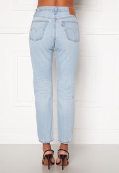 LEVI'S 501 Crop Jeans 0124 Luxor Ra Bubbleroom.fi