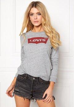 LEVI'S Classic Crew Sweatshirt 0050 Smokestack Bubbleroom.fi