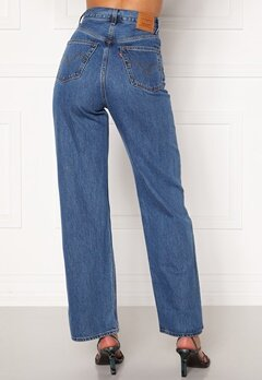 LEVI'S High Loose Jeans 0002 Lazy Sunday Bubbleroom.fi