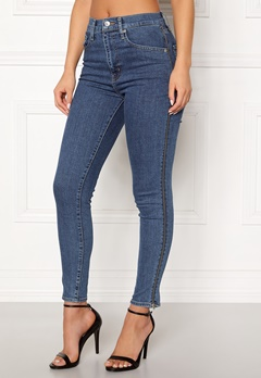 LEVI'S Mile High Ankle Zippers 0000 In Your Dreams Bubbleroom.fi