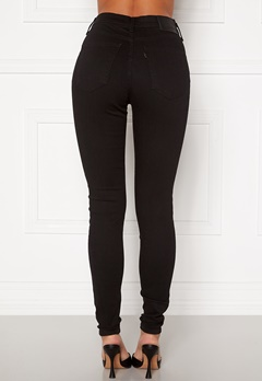 LEVI'S Mile High Super Skinny Jeans 0052 Black Celestial Bubbleroom.fi