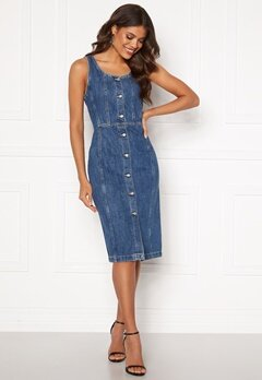 LEVI'S Sienna Dress Out of the blue Bubbleroom.fi