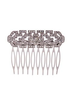 LILY AND ROSE Ellinor Comb Crystal Bubbleroom.fi