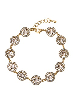 LILY AND ROSE Miranda Bracelet Light Silk Bubbleroom.fi