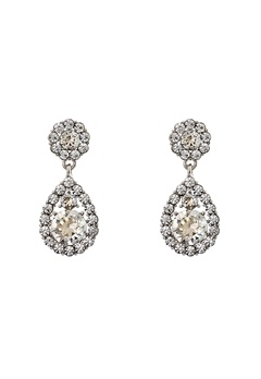 LILY AND ROSE Petite Sofia Earrings Crystal Bubbleroom.fi