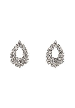 LILY AND ROSE Petite Alice Earrings Crystal Bubbleroom.fi