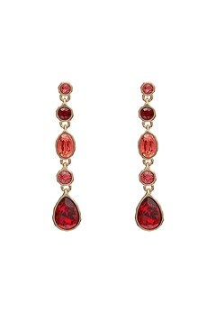 LILY AND ROSE Petite Lucy Earrings Royal Love Bubbleroom.fi