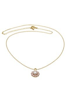 LILY AND ROSE Sofia Pearl Necklace Rosaline Bubbleroom.fi