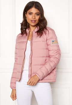 Svea Lissabon Jacket Dusty Pink Bubbleroom.fi