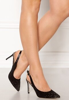 Menbur Liza Shoe Black Bubbleroom.fi