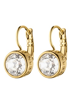 Dyrberg/Kern Louise Vintage Earrings Gold Bubbleroom.fi