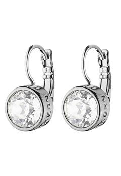 Dyrberg/Kern Louise Vintage Earrings Silver Bubbleroom.fi