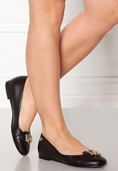 Love Moschino Ballerina Leather Shoes JA11061C05JA0 Bubbleroom.fi