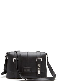 Love Moschino Belts On Bag 000 Black Bubbleroom.fi