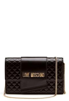 Love Moschino Evening Bag 000 Black Bubbleroom.fi