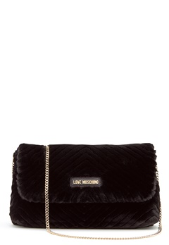 Love Moschino Evening Bag 000 Black Bubbleroom.fi