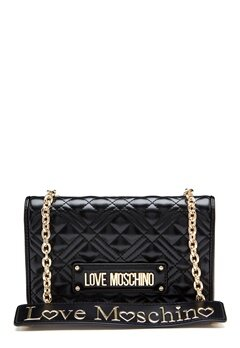 Love Moschino Evening Bag Black Bubbleroom.fi