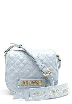 Love Moschino Evening Bag Light Blue Bubbleroom.fi