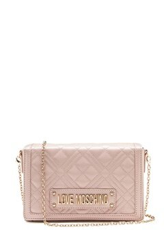 Love Moschino Evening Bag Pink Bubbleroom.fi