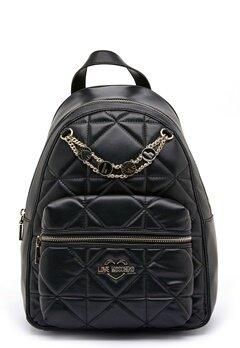 Love Moschino Jewel Strap Bag 000 Black Bubbleroom.fi