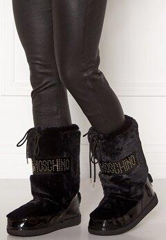 Love Moschino Moschino Ski Boot 00A Black Bubbleroom.fi