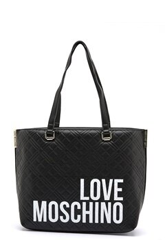 Love Moschino Shopping Lovers 00A Black Bubbleroom.fi