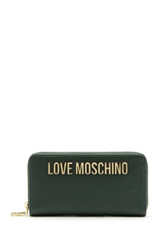 Love Moschino Wallet Green Bubbleroom.fi