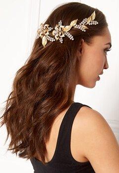 Love Rocks Crystal Hair Jewelry Gold Bubbleroom.fi