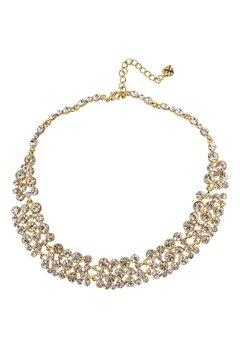 Love Rocks Medium Scatter Collar Gold Bubbleroom.fi