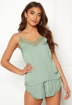 Love Stories Camelia Camisole Top Grey Lily Bubbleroom.fi