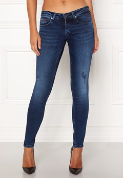 TOMMY JEANS Low Rise Skinny Sophie DY Dynamic Sea Dark Blu Bubbleroom.fi