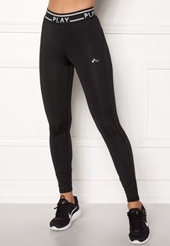 ONLY PLAY Luna Training Tights Black/Black Bubbleroom.fi
