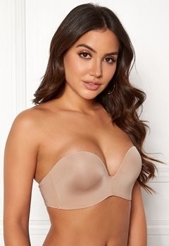 MAGIC Bodyfashion Perfect Strapless Bra Skin Bubbleroom.fi