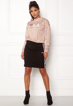 FILA Maha Skirt Black Bubbleroom.fi
