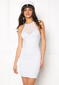 Make Way Adelythe Dress White Bubbleroom.fi