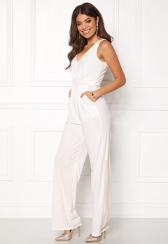 Make Way Beatrix jumpsuit White Bubbleroom.fi