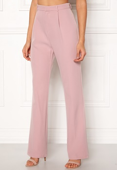 Make Way Beth trousers Dusty pink Bubbleroom.fi