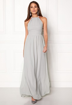 Make Way Cora Maxi Dress Light grey Bubbleroom.fi
