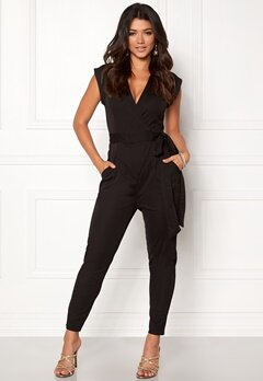 Make Way Elle Jumpsuit Black Bubbleroom.fi