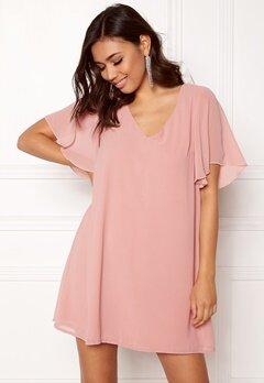 Make Way Elwira Dress Dusty pink Bubbleroom.fi