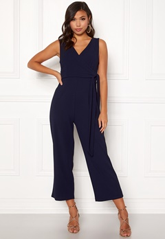 Make Way Filippa jumpsuit Dark blue Bubbleroom.fi