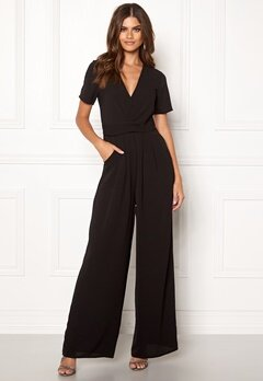 Make Way Harlee jumpsuit Black Bubbleroom.fi