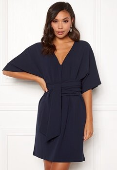 Make Way Joelle dress Dark blue Bubbleroom.fi