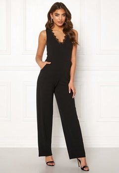 Make Way Josette jumpsuit Black Bubbleroom.fi