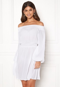 Make Way Krista offshoulder dress White Bubbleroom.fi
