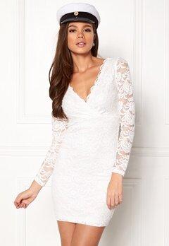 Make Way Martha lace dress White Bubbleroom.fi