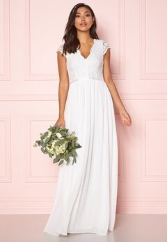 Make Way Maybelle wedding gown White Bubbleroom.fi